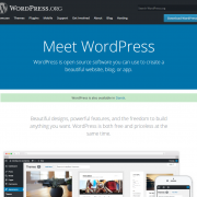OKEI Webbureau - Opdateringsservice - Hvad er WordPress